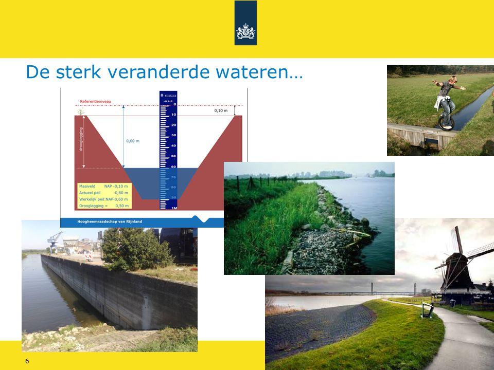 6Platform meren De sterk veranderde wateren…