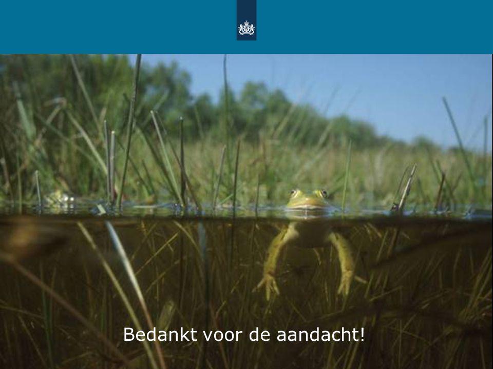 Ministerie van Verkeer en Waterstaat 9 Ministerie van Infrastructuur en Milieu 21 juni 2012 Bedankt voor de aandacht!