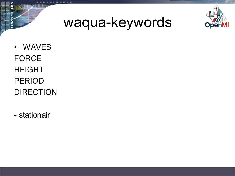 Short description Waqua - Mike Kustzuid Waqua Tidal 2D RIKZ, NL Delft3D Tidal 2D WLDelft, NL Mike11 River 1D FH, BE + additional calculations with Mike11 SIGMA model