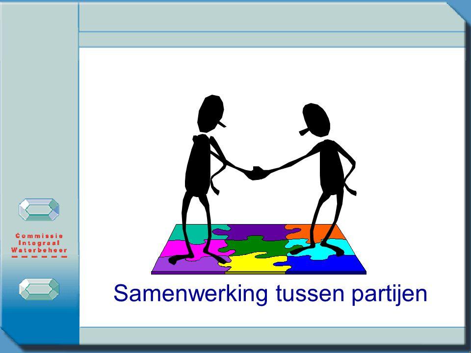Samenwerking tussen partijen