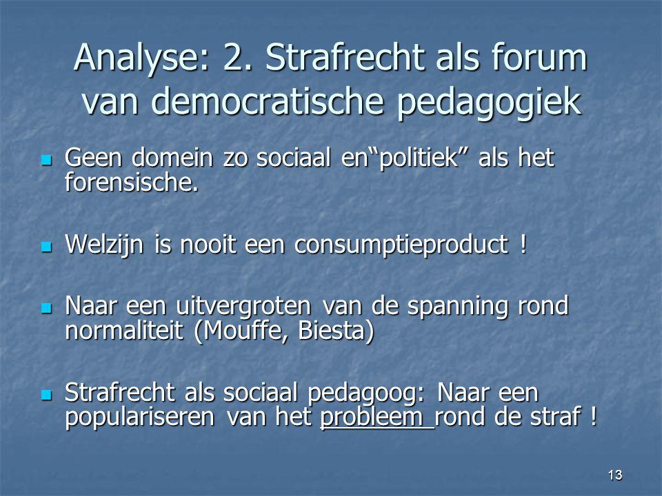 13 Analyse: 2.