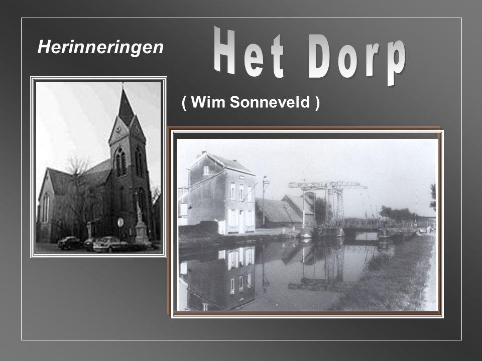Herinneringen ( Wim Sonneveld )