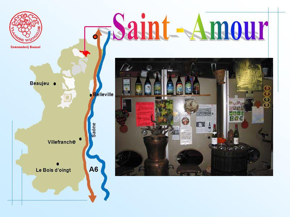 A6 Saône Belleville Le Bois d'oingt Villefranch e Beaujeu