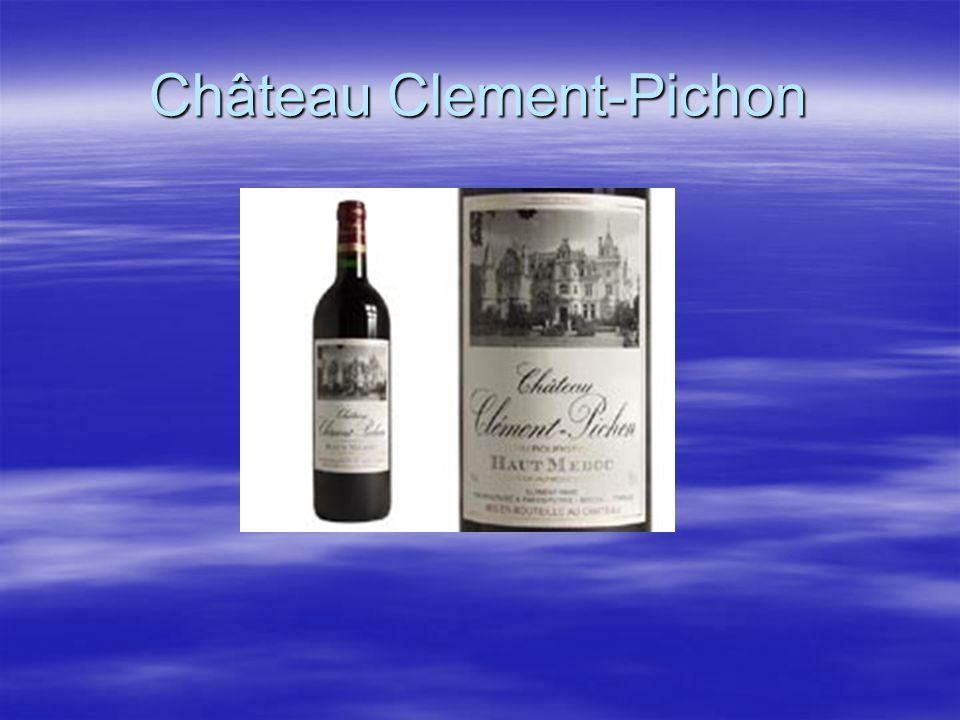 Château Clement-Pichon