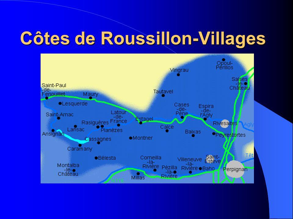Côtes de Roussillon-Villages