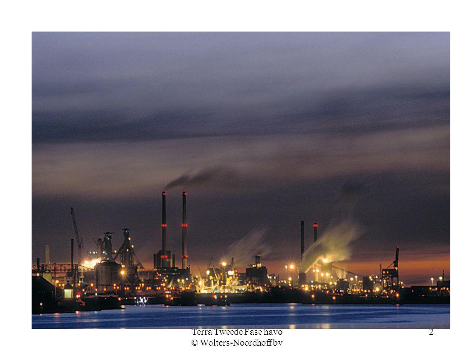 Terra Tweede Fase havo © Wolters-Noordhoff bv 2
