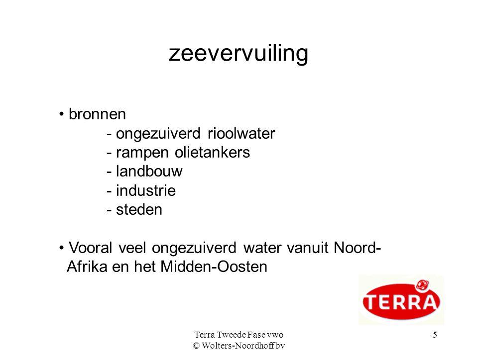 Terra Tweede Fase vwo © Wolters-Noordhoff bv 6