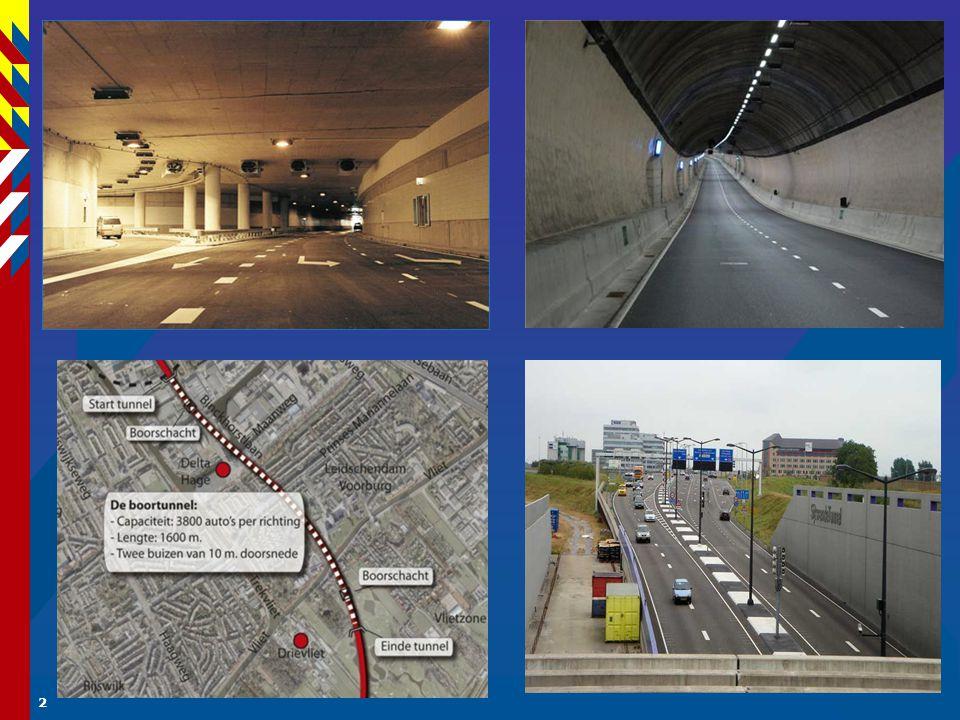 13 Conclusies en aanbevelingen  Brandbestrijding in een wegtunnel = binnenbrandbestrijding vanuit generieke kaders  Vanuit risicobeheersing aandacht voor bereiken, benaderen en overzicht krijgen (randvoorwaarden!)  Vanuit TRA keuzes maken: O/D, Bi/Bu  Offensieve binneninzet mogelijk als …  Offensieve buiteninzet in tunnels = vreemde eend  HGL in beperkte mate voorbereid op grote tunnelincidenten -> communicatie voortraject; pas planvorming aan; verwerk in OTO; pas methodiek breder toe; verspreiding in 't land