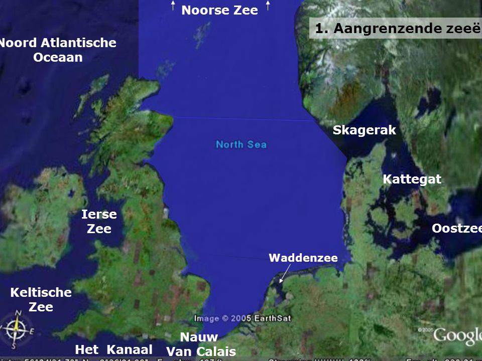 V L I Z www.vliz.be Zeelessen De Noordzee werd verdeeld onder de buurlanden.