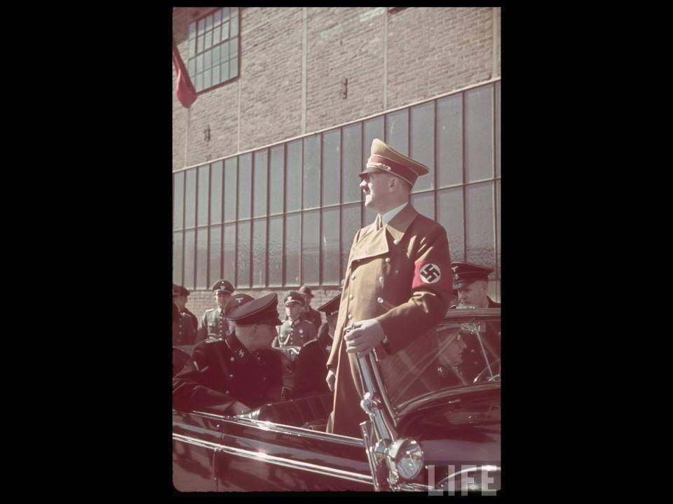 Julius Streicher 1935 Julius STREICHER aan het woord
