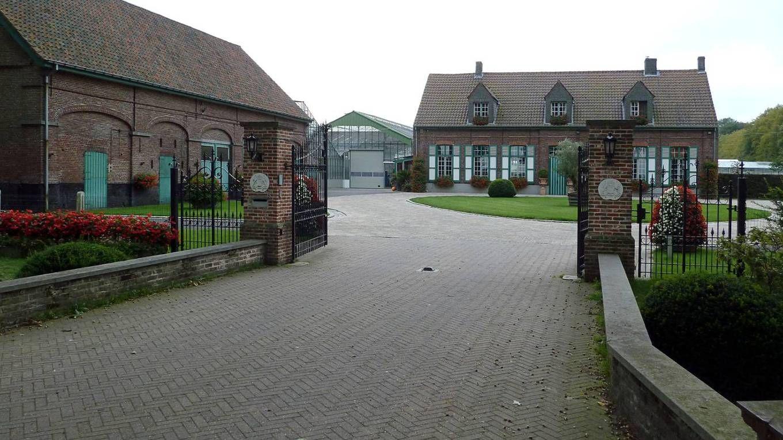 Kasteel de Bousies-Borluut of het kasteel van Hansbeke.