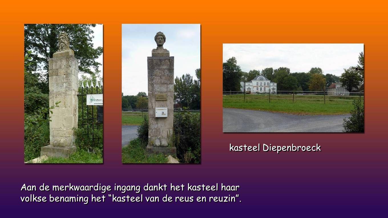 Kasteel Dons de Lovendeghem.