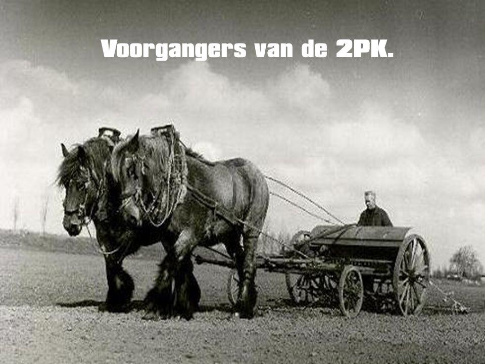 Voorgangers van de 2PK.