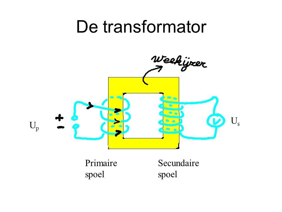 De transformator