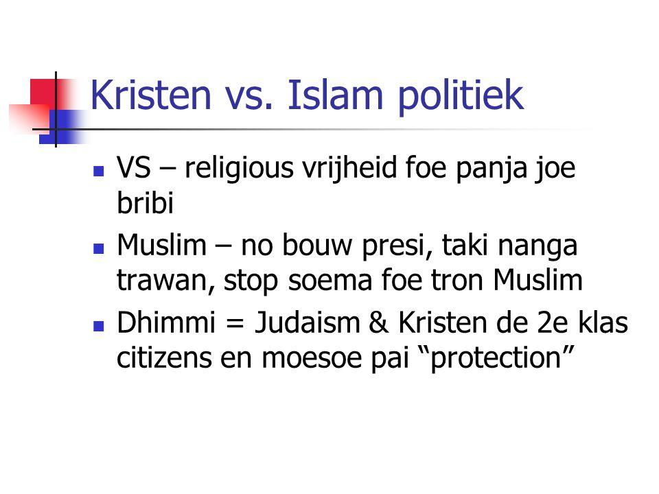 Kristen vs.