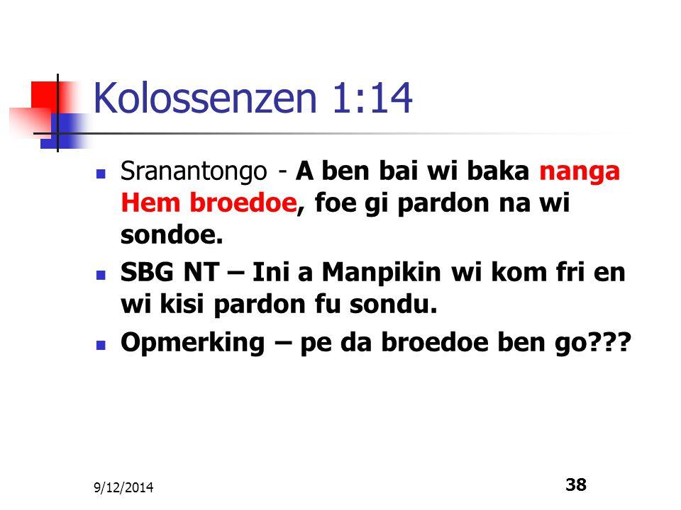 9/12/2014 39 Johannes 9:35 SV – Jezus hoorde dat zij hem uitworpen hadden, en toen Hij hem gevonden had, zei Hij tot hem: Gelooft gij in da Zoon van God.