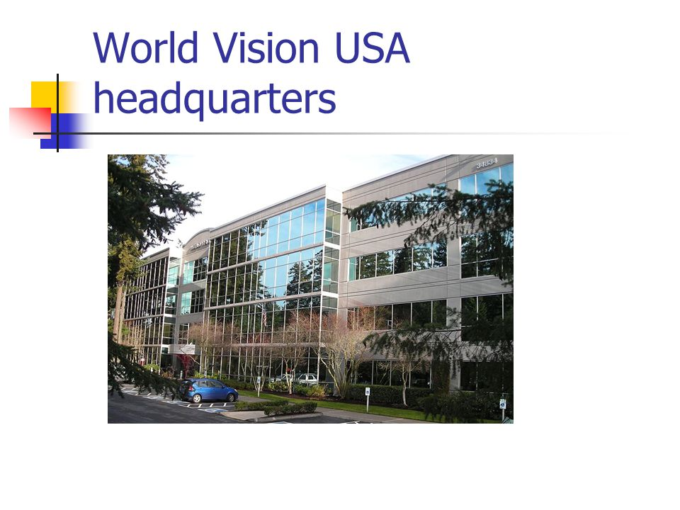 World Vision USA headquarters