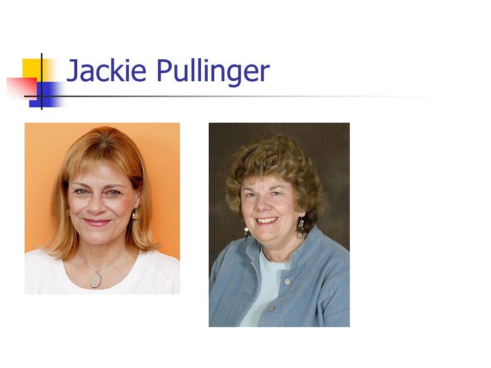 Jackie Pullinger