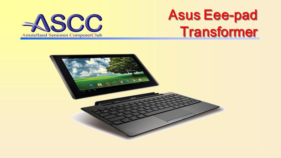 Asus Eee-pad Transformer
