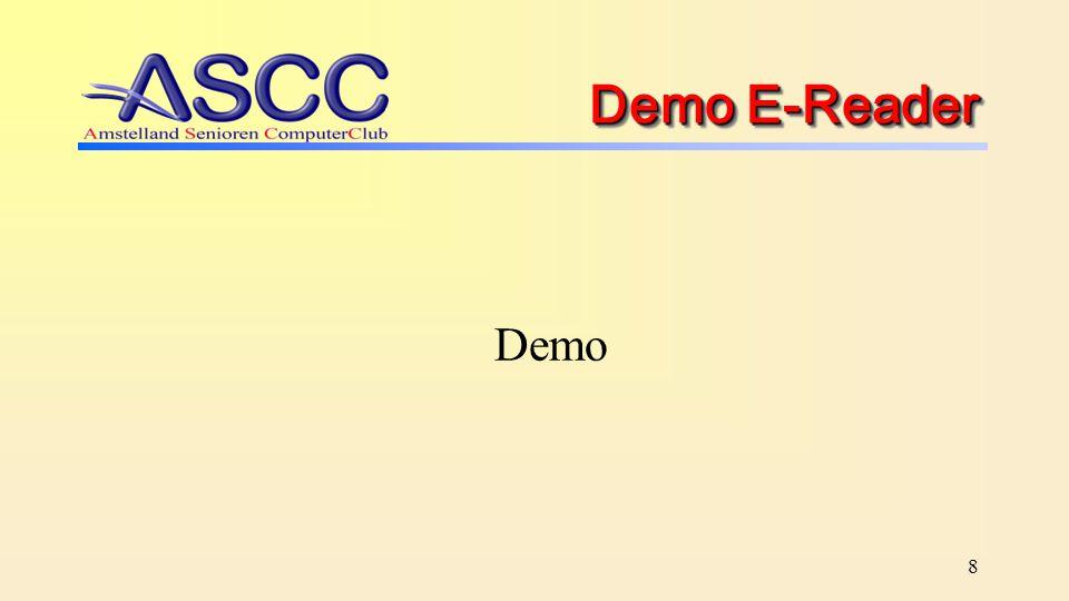 Demo E-Reader Demo 8
