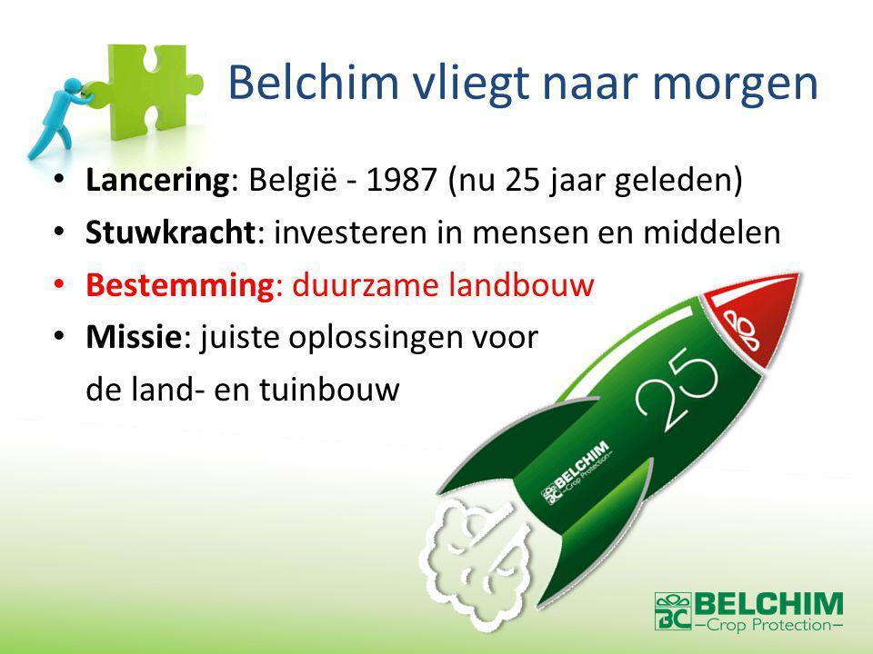 De proefhoeve van Belchim