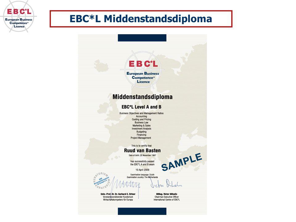 EBC*L Middenstandsdiploma