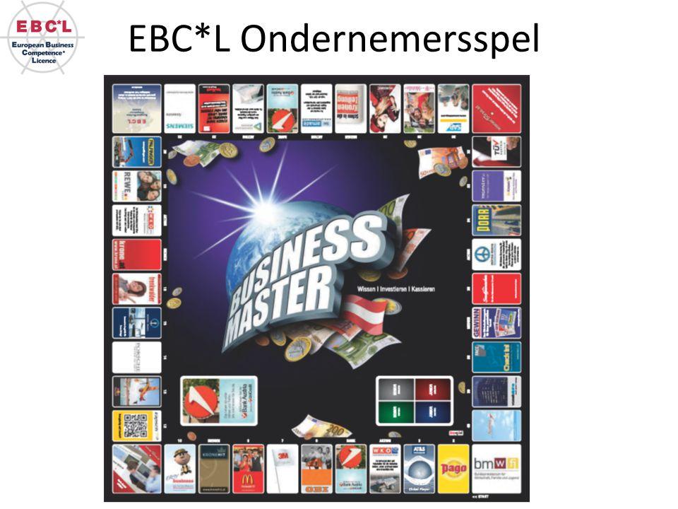 EBC*L Ondernemersspel