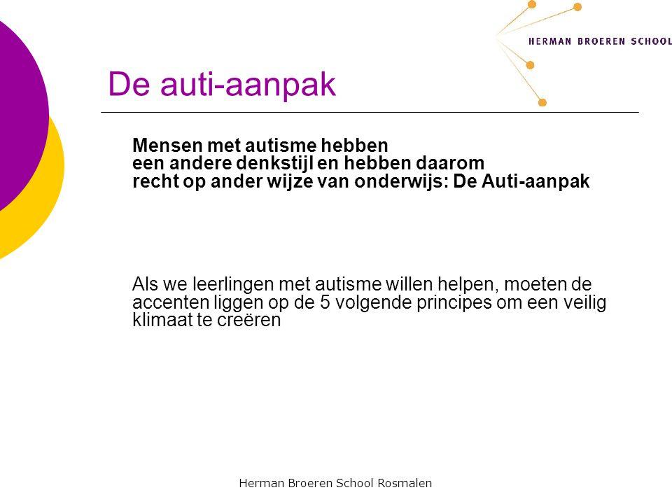 Herman Broeren School Rosmalen Vragen?????