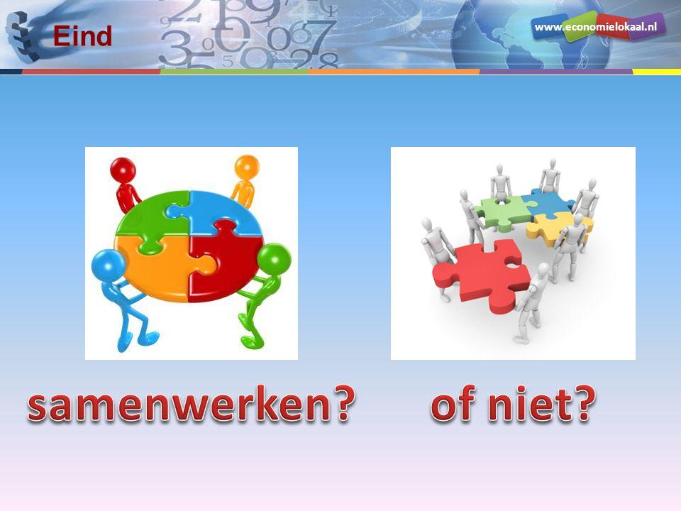 www.economielokaal.nl Eind