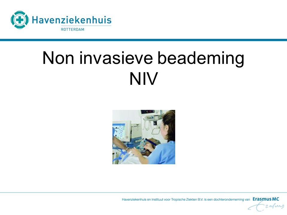 Non invasieve beademing NIV