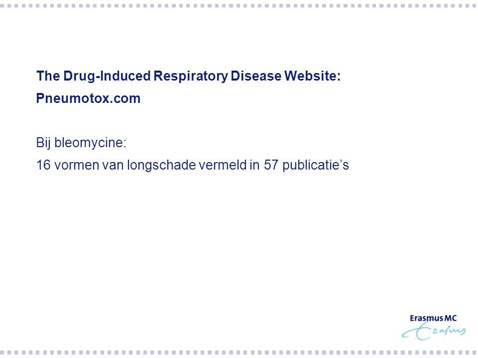 Diagnostiek:  Poliklinisch:  Uitsluiten andere oorzaken:  Maligniteit en infectie's:Ct-scan  BAL:kweken op alles  cytologie  longbiopt?