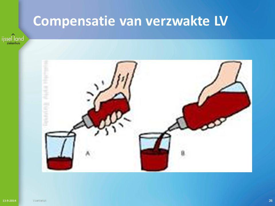 Compensatie van verzwakte LV 13-9-2014 Voettekst26.
