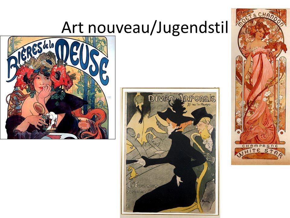 Art nouveau/Jugendstil