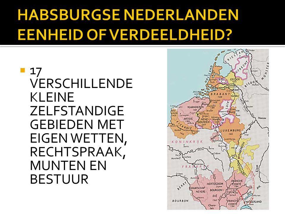  EENHEID VERGROTEN  STATEN GENERAAL (1464)  STREVEN NAAR CENTRALISATIE DOOR VORMEN VAN RADEN  BELASTING HEFFEN  HOOFDSTAD BRUSSEL