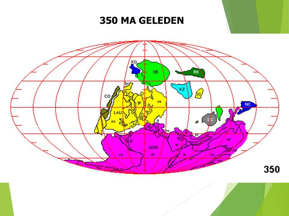 350 MA GELEDEN