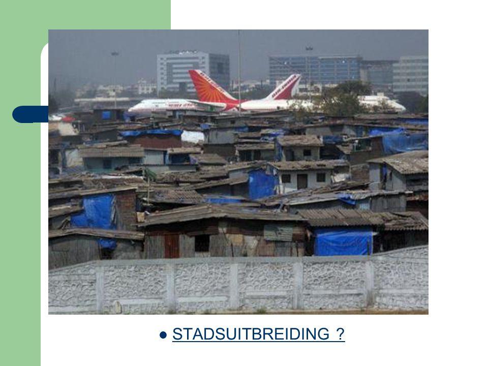 STADSUITBREIDING ?