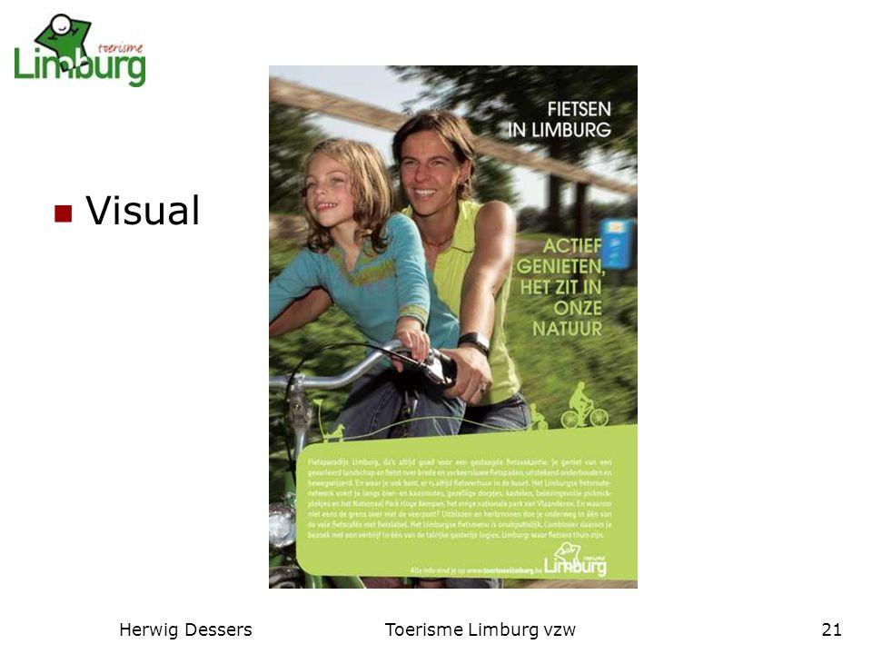 Herwig DessersToerisme Limburg vzw21 Visual