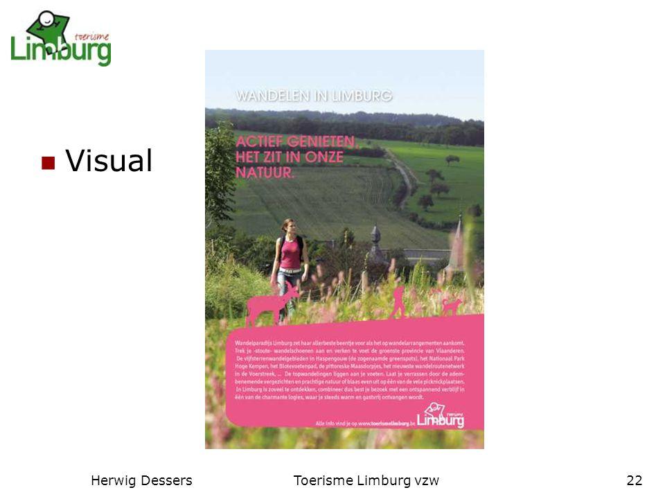 Herwig DessersToerisme Limburg vzw22 Visual