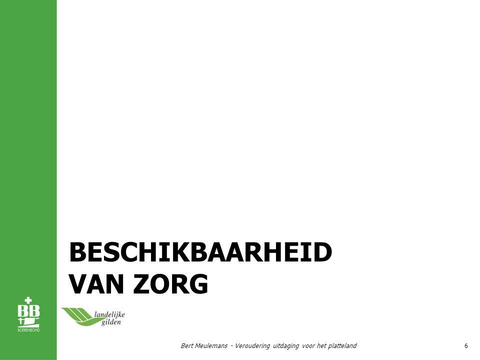 Institutionele dimensie Zorgmodellen in EU –Scandinavisch model  hoge formele zorg vb.
