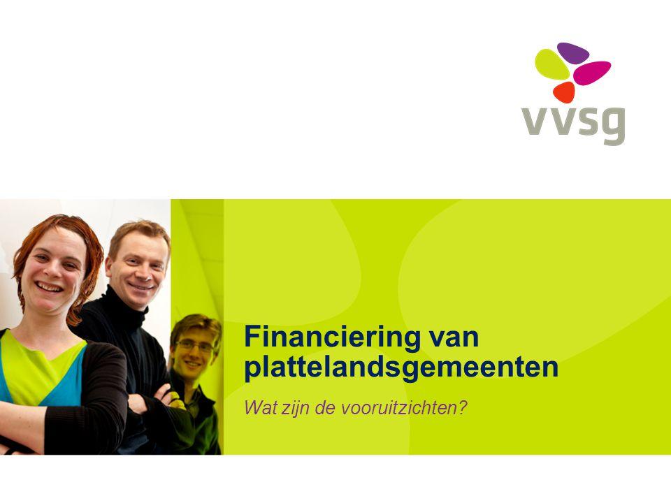 VVSG - 1.2 Gemeentefonds Maar… Verhaal van centen en procenten… Het gemeentefonds is te klein >> Wordt de komende tijd niet herbekeken Parameters herbekijken >> Bijkomende herverdeling kan slechts na verhoging