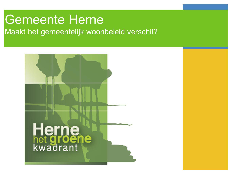 Situatieschets: Grondgebied Herne, Herfelingen, St-Pieters- Kapelle en Kokejane grondoppervlakte 4462 ha onbebouwde oppervlakte 3903 ha of 88% bevolkingsdichtheid 147,28 inwoners/km2 woningen 2515 onbebouwde percelen 543