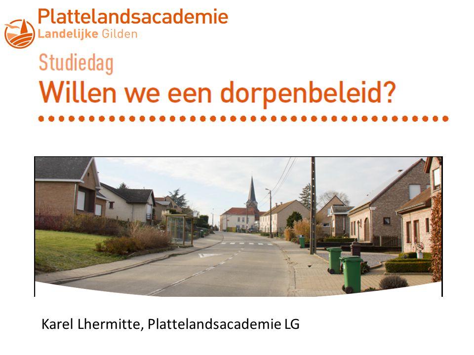 Karel Lhermitte, Plattelandsacademie LG