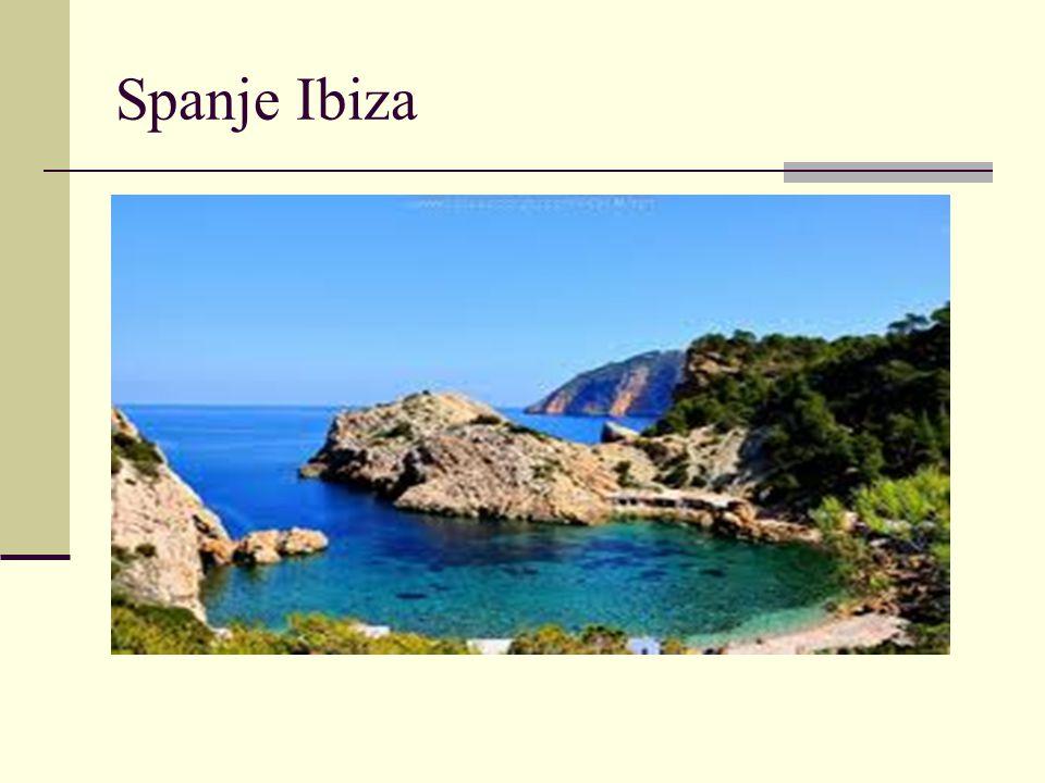 Spanje Ibiza