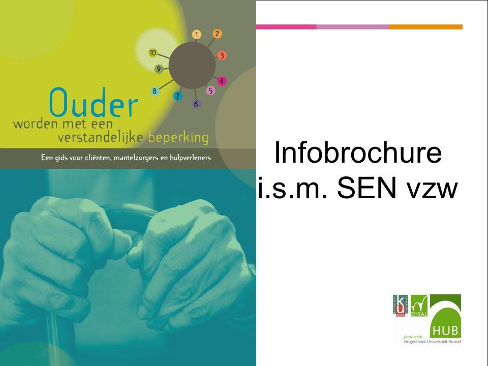 Infobrochure i.s.m. SEN vzw