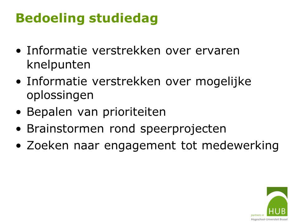 Onderzoeksvragen Zijn de Vlaamse diensten/voorzieningen (VAPH) aangepast op vlak van accommodatie en personeel.