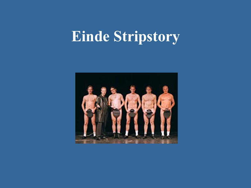 Einde Stripstory
