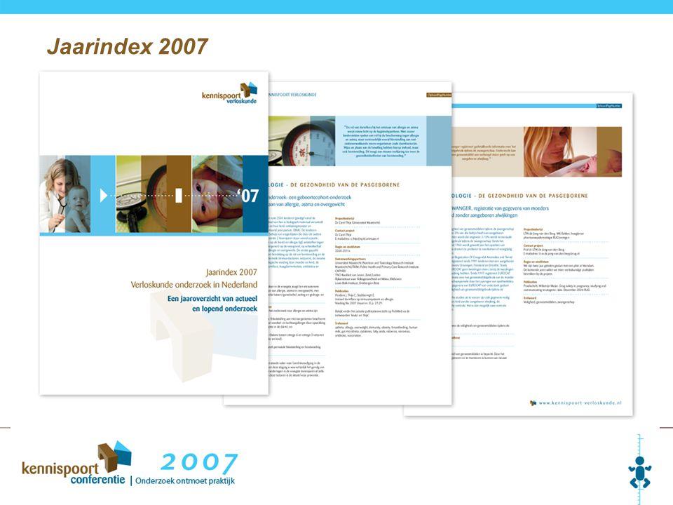 Jaarindex 2007