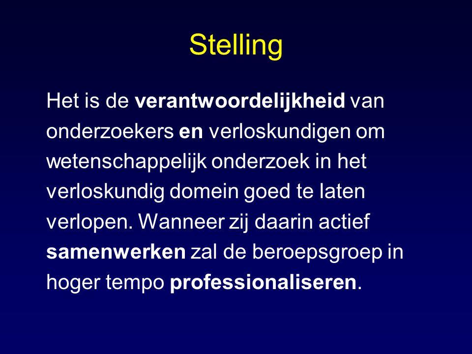 Professionaliseren en beroepsprofiel.