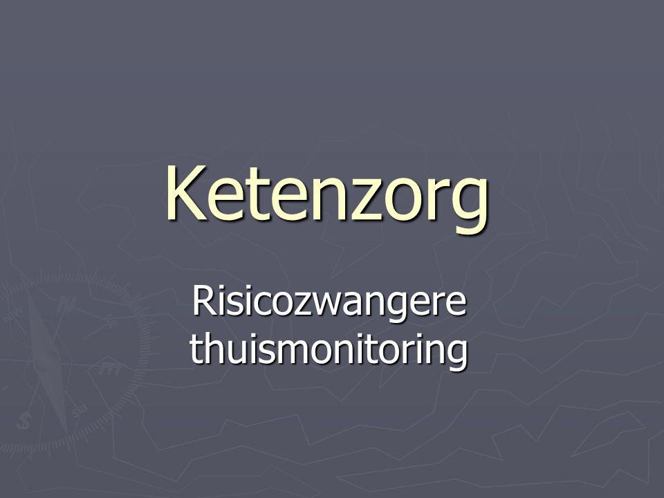 Start thuismonitoring Tilburg ► 1 -11-1992 tot 1-7-1995 onderzoek ► 1-7-1995 tot 31-12-2007 project ► 1-1-2008 DBC.