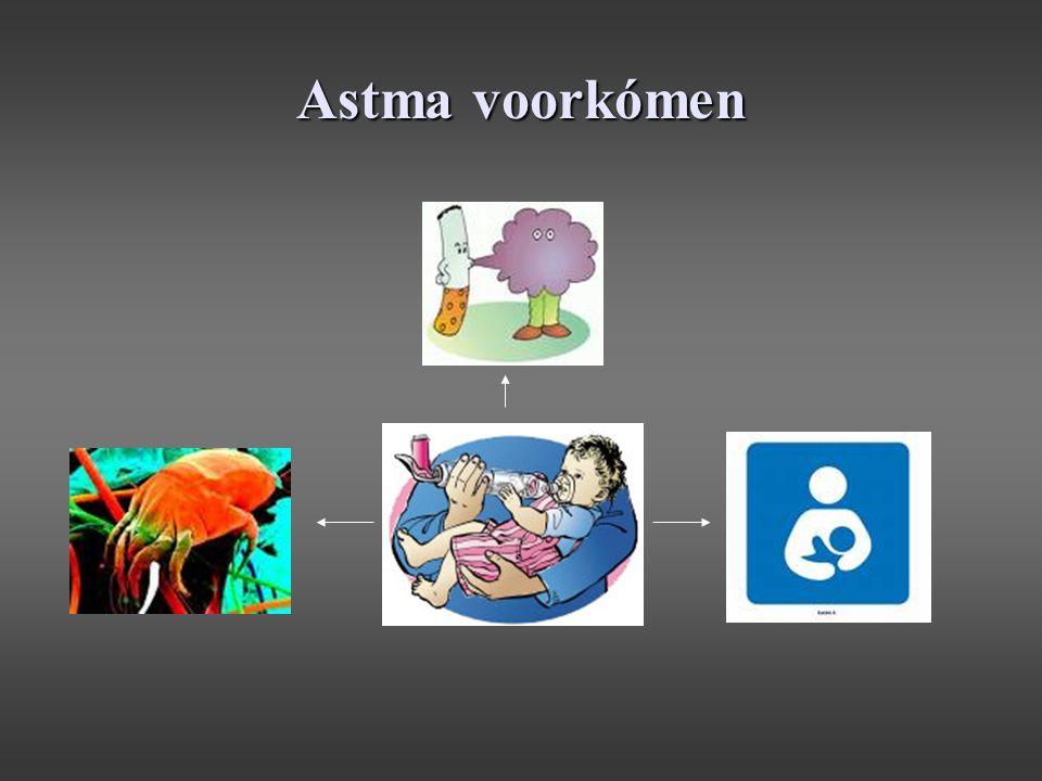 Astma voorkómen